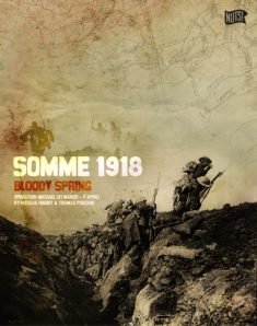 Somme 1918 - Cover