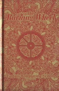 Cover of Burning Wheel Gold
