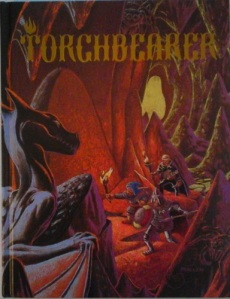 Cover of Torchbearer