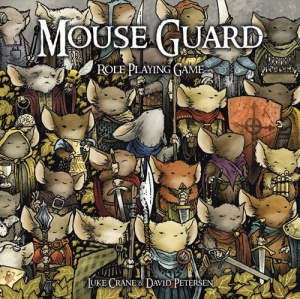 Cover of Mouse Guard HC