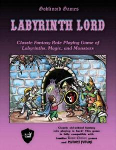 labyrinth-lord