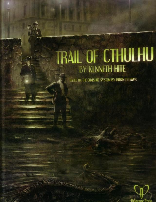 Bundle of Holding: Trail of Cthulhu | Rolling Boxcars