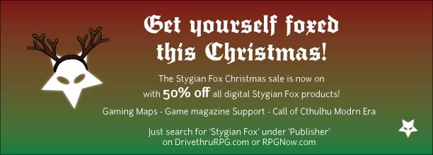 Stygian Fox