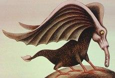 Winged-beast