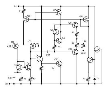 JRC4558D-Schematic